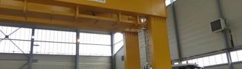 portique levage, fabricant portique, maintenance, dépannage portique levage