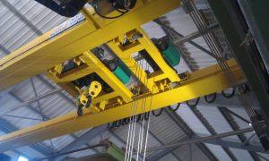 fabricant pont roulant automatisé, pont roulant électrique