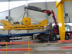 Fabricant pont roulant, portique, matériel levage, manutention